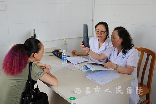 西昌市人民医院儿童矮身材门诊成立