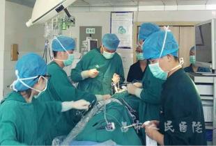 凉山州首例肾上腺大结节皮质醇增