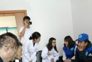 西昌市人民医院开展农村贫困人口